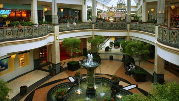 King of Prussia Mall in King in Prussia, Pa., is No. 5 on Yahoo's Most Visited Shopping Malls list.