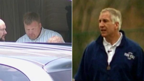 Sandusky's son says he was abused too