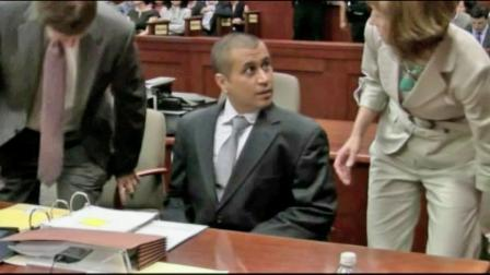 George Zimmerman appears in court in this file photo.