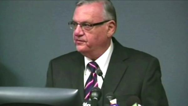 Sheriff Arpaio: Obama birth certificate fake