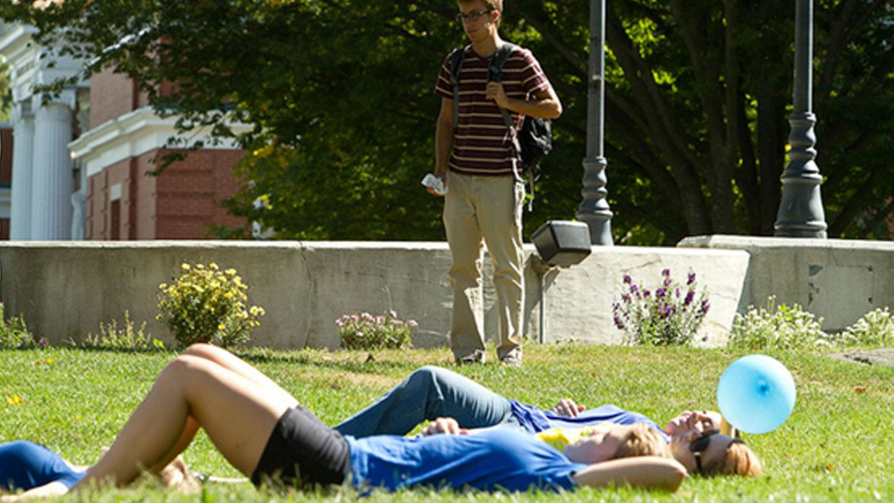 University of New Hampshire ranked No. 6 on Sierra Magazines 2012 list of Americas Greenest Colleges.flickr/sskennel