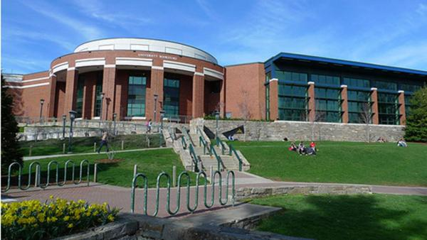 Appalachian State University ranked No. 10 on Sie