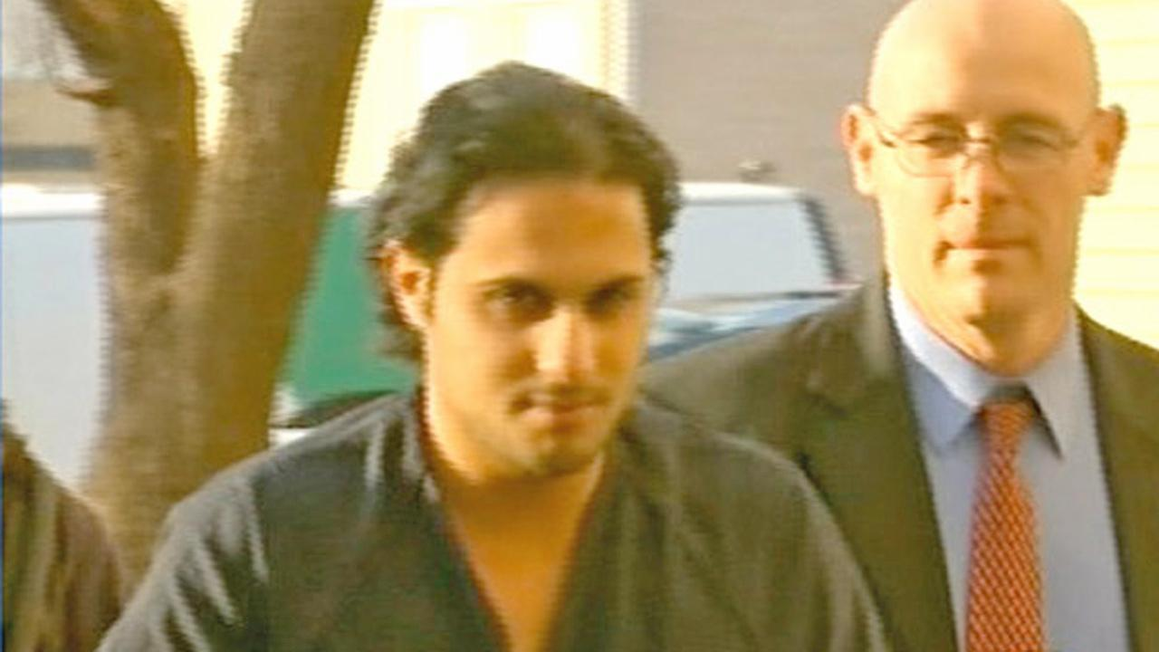 Khalid Ali-M Aldawsari, a Texas college student from Saudi Arabia who was charged with plotting a terrorist attack, is seen in this undated file photo.
