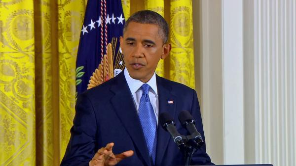 Obama address fiscal cliff, Petraeus scandal