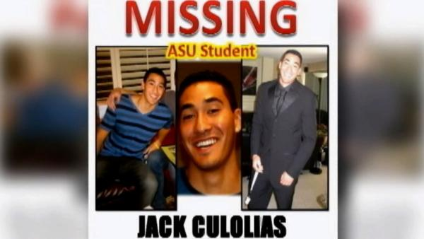 Missing Arizona student last seen at bar