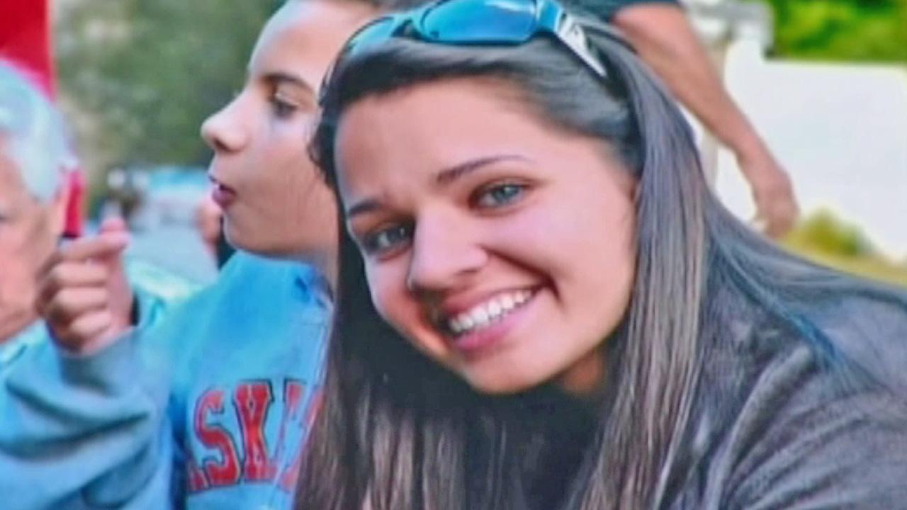 Sandy Hook school shooting victim Victoria Soto is seen in this undated file photo.