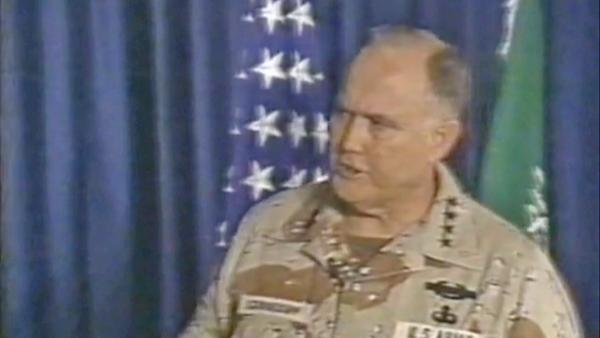 Nation remembers iconic Gen. Norman Schwarzkopf