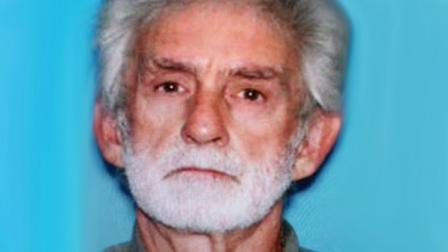 This photograph released by the Alabama Department of Public Safety shows Jimmy Lee Dykes, a 65-year-old retired truck driver officials identify as the suspect in a fatal shooting and hostage standoff in Midland City, Ala.
