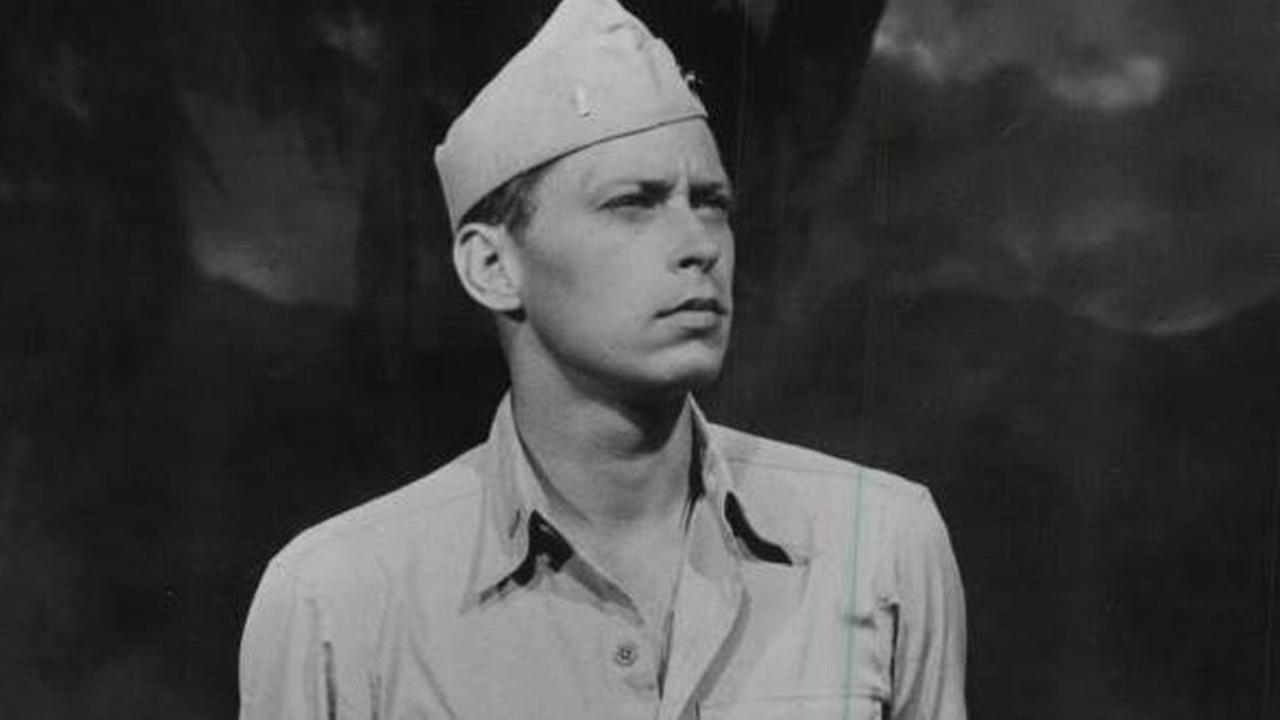 John Kerr appears in a scene from his 1958 film South Pacific. Kerr died of heart failure, according to his son, on Saturday, Feb. 9, 2013. <span class=meta>(Magna Theatre Corporation &#47; South Pacific Enterprises &#47; Rodgers and Hammerstein Productions)</span>