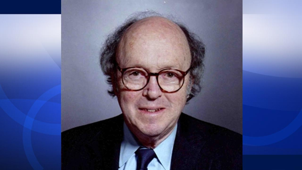 Anthony Lewis, seen in this undated photo on the website for the Committee to Protect Journalists, died Monday, March 25, 2013, at the age of 85. <span class=meta>(Committee to Protect Journalists)</span>