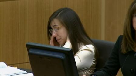 Jodi Arias is seen in court on Wednesday, May 15, 2013. Arias was