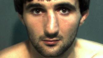 Ibragim Todashev was arrested May 4, 2013, in Kissimmee, Fla. for alleged aggravated battery.
