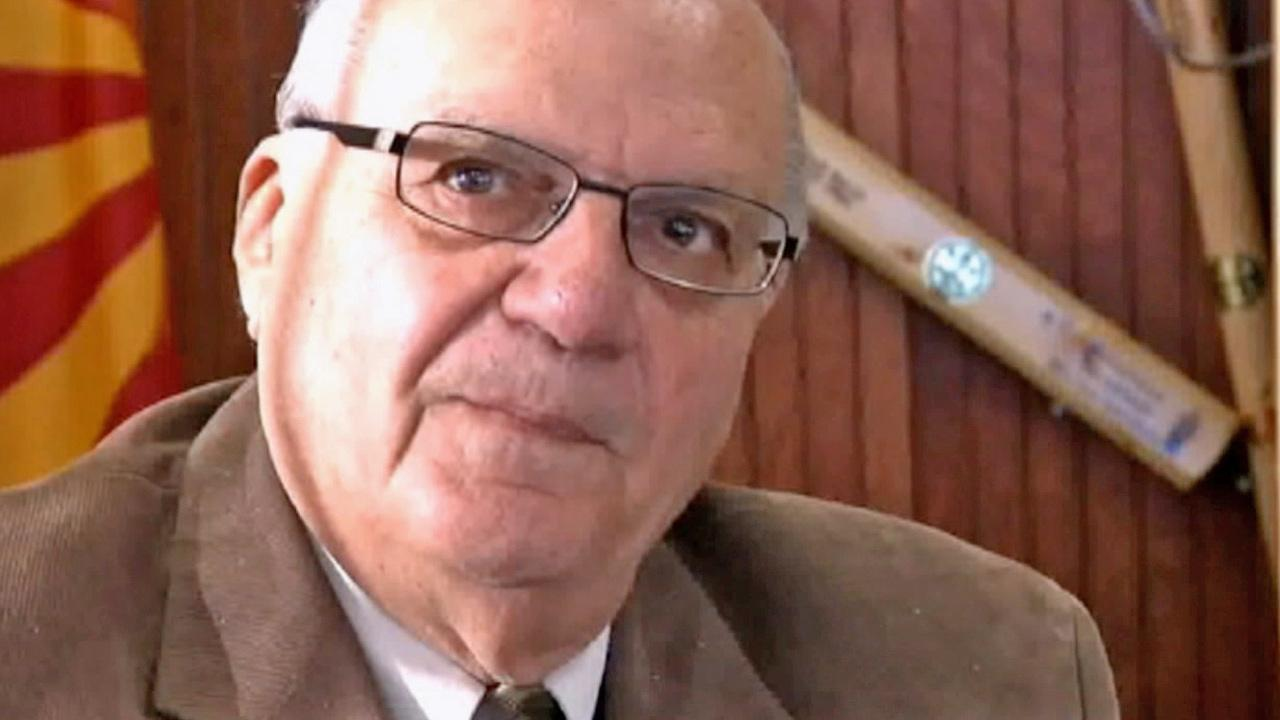 Maricopa County Sheriff Joe Arpaio is shown in an undated file photo.