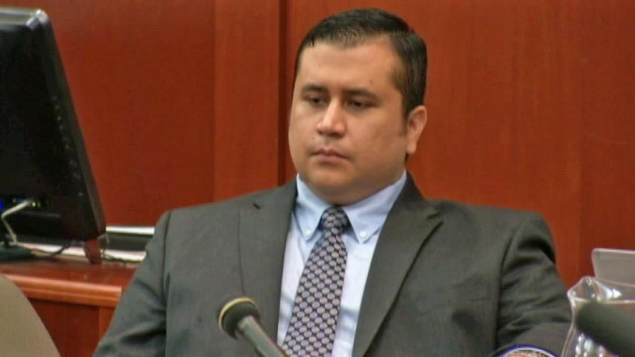 George Zimmerman appears in Seminole circuit court in Sanford, Fla., Monday, June 24, 2013.