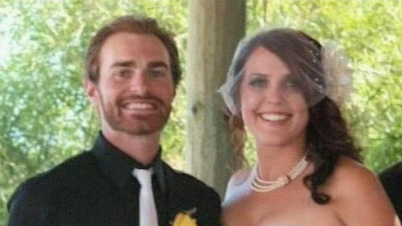 Sean Misner, 26, is shown in this undated file photo. Misner was one of 19 firefighters who were killed battling a wildfire near Yarnell, Ariz.
