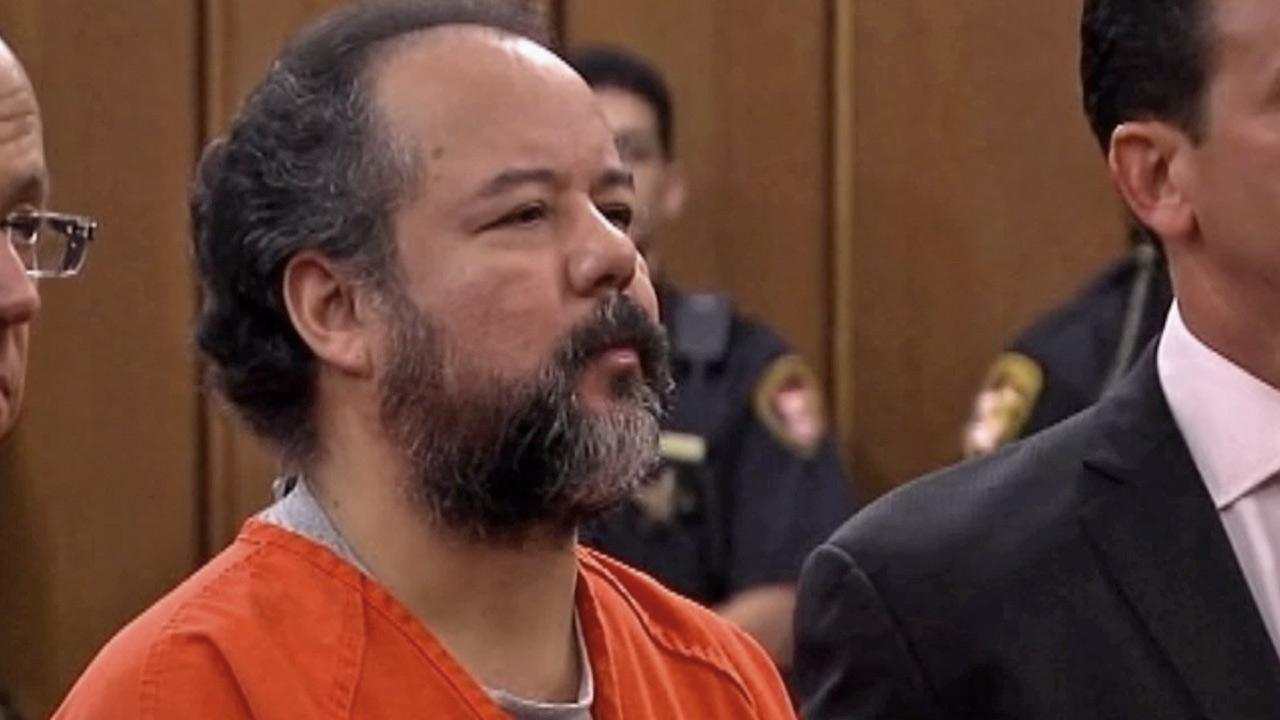 Ariel Castro appears in a Cleveland courtroom on Wednesday, July 17, 2013.