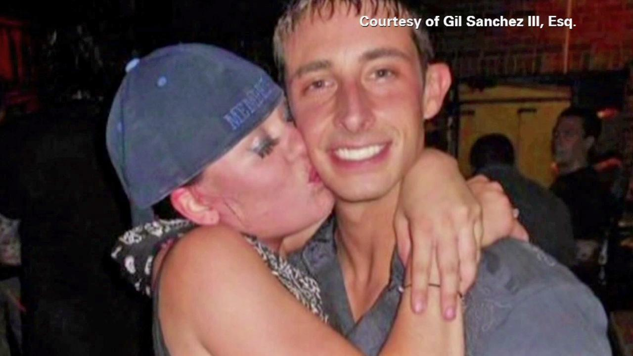 Remee Jo Lee and John Andrew Welden are shown in this undated file photo. Welden is accused of tricking his ex-girlfriend Lee into taking a pill that caused Lee to have a miscarriage.