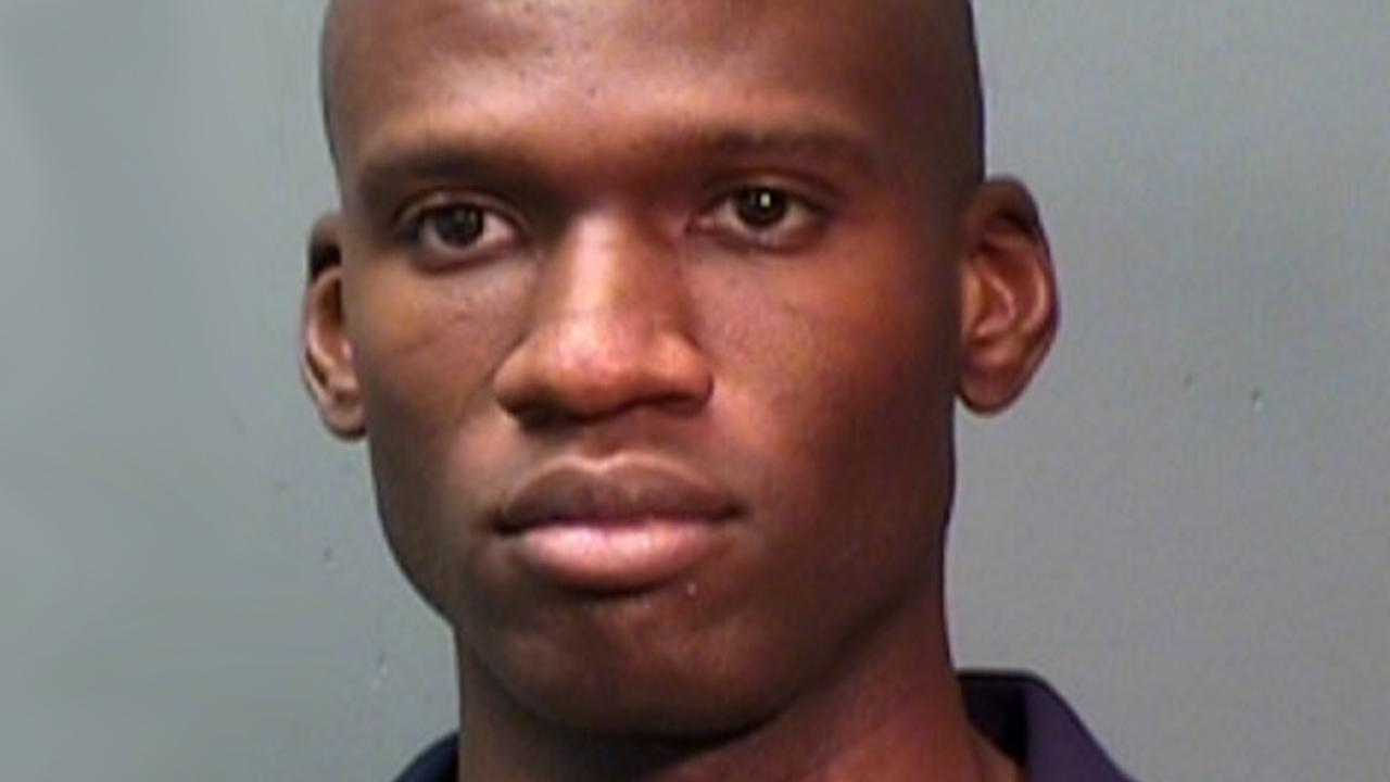 Aaron Alexis, seen in this undated file photo, opened fire at the Washington Navy Yard on Monday, Sept. 16, 2013, killing 12 people and wounding eight others