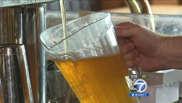 Gov't shutdown slows down beer production