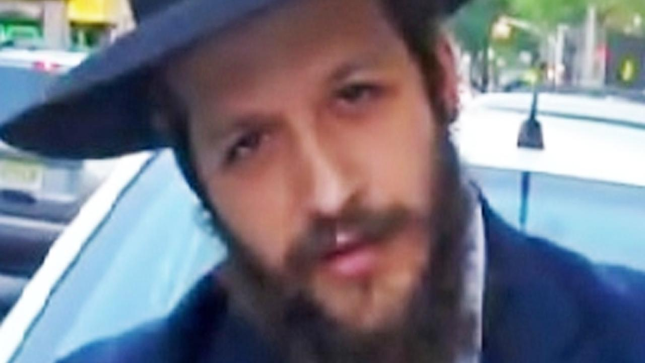 Rabbi Mendel Tevel is shown in this file image from the Jewish Community Watch. Tevel was arrested Tuesday, Oct. 29, 2013, in Beverly Hills and faces charges of child sexual abuse.