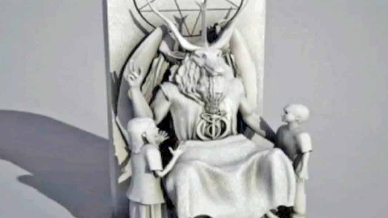The Satanic Temple submitted an application for a satanic monument it wants to place at the Oklahoma State Capitol.