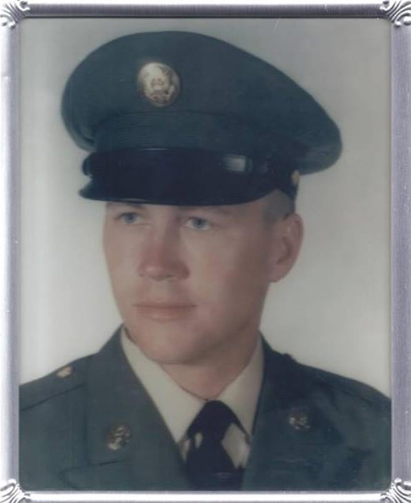 ABC7 viewer Ann Hamilton Tarkington sent in this photo of her late husband Gary Lee Tarkington in honor of Veterans Day. Pay tribute to the men and women who fight for our country! Post a photo of a veteran you want to honor on our ABC7 Facebook page. You can also send us your photos on Twitter or Instagram with #abc7salutes. <span class=meta>(ABC7 viewer Ann Hamilton Tarkington)</span>