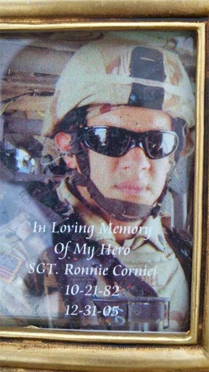 ABC7 viewer Glenn Brito sent in this photo of Marcelino Ronnie in honor of Veterans Day. Pay tribute to the men and women who fight for our country! Post a photo of a veteran you want to honor on our ABC7 Facebook page. You can also send us your photos on Twitter or Instagram with #abc7salutes. <span class=meta>(ABC7 viewer Glenn Brito)</span>