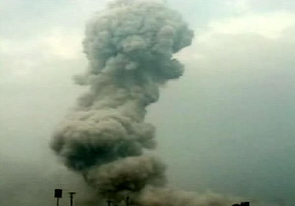 "<div class=""meta ""><span class=""caption-text "">A massive explosion at a fertilizer plant in West, Texas, injured numerous people on Wednesday, April 17, 2013.</span></div>"