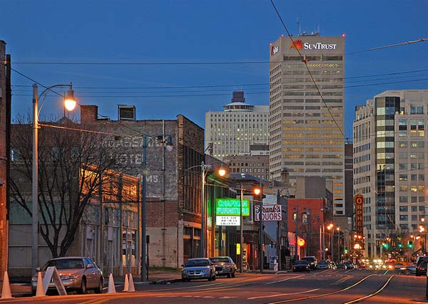 Memphis, Tenn., was ranked No. 4 in a Travel &#43; Leisure magazine poll of the dirtiest cities in America. <span class=meta>(flickr&#47;southerncalifornian)</span>