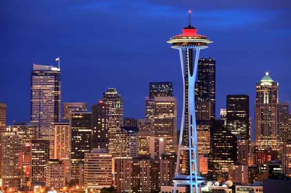 "<div class=""meta ""><span class=""caption-text "">Seattle, Tacoma and Bellevue in Washington ranked No. 7 on The Daily Beast's list of best cities for single women. The list was compiled by taking the surplus of single men over women in a metro. (wikipedia.org)</span></div>"
