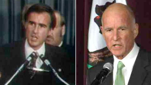 A look at Gov. Jerry Brown's political legacy