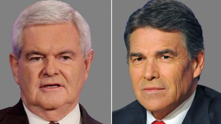 Republican presidential candidates Newt Gingrich and Rick Perry failed to get their names on the Virginia primary ballot.