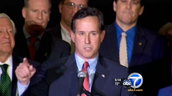 Wins breathe new life into Santorum campaign