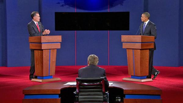 Presidential debate winner: Romney or Obama?