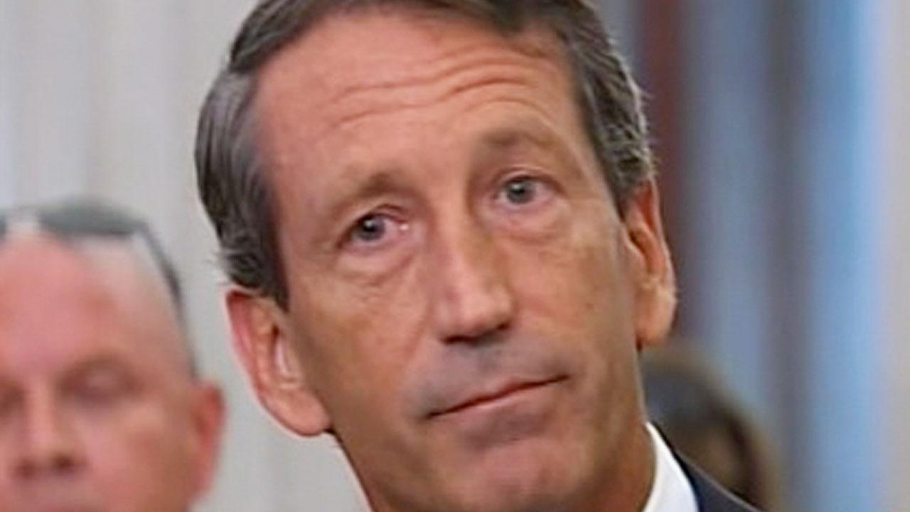 Former South Carolina Governor Mark Sanford, June 2009.
