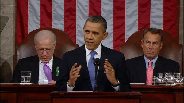 State of Union address bridges US/Int'l topics
