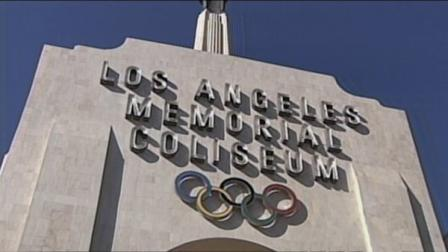 The Los Angeles Memorial Coliseum is shown in this undated file photo.