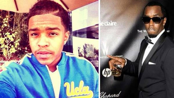 UCLA defends scholarship to 'Diddy's' son
