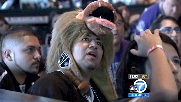 Kings fans not deterred by Game 5 loss