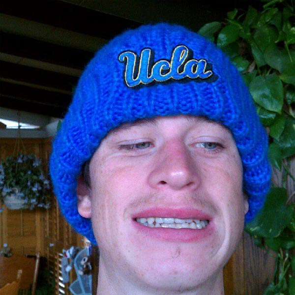 "<div class=""meta image-caption""><div class=""origin-logo origin-image ""><span></span></div><span class=""caption-text"">ABC7 viewer Charlotte Spahr posted this photo of a UCLA fan on Saturday, Nov. 17, 2012.  Send us your game-day pictures to video@abc7.com or post them to the ABC7 Facebook page. You can also Tweet us @abc7. (ABC7 viewer Charlotte Spahr)</span></div>"