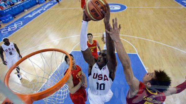 Redeem Team gets past China