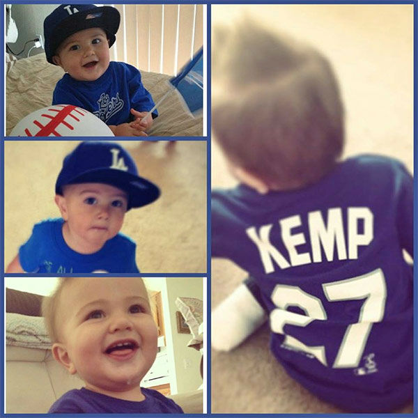 "<div class=""meta ""><span class=""caption-text "">Show us your Dodger love! Post your fan photos on our ABC7 Facebook page, and you might be featured on-air. You can also send us your photos on Twitter or Instagram with #abc7dodgers. LET'S GO DODGERS! (KABC Photo / Brittany Bilson)</span></div>"
