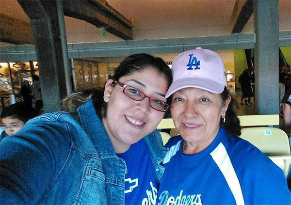 "<div class=""meta ""><span class=""caption-text "">Show us your Dodger love! Post your fan photos on our ABC7 Facebook page, and you might be featured on-air. You can also send us your photos on Twitter or Instagram with #abc7dodgers. LET'S GO DODGERS!  (KABC Photo / Charlene Fierro)</span></div>"