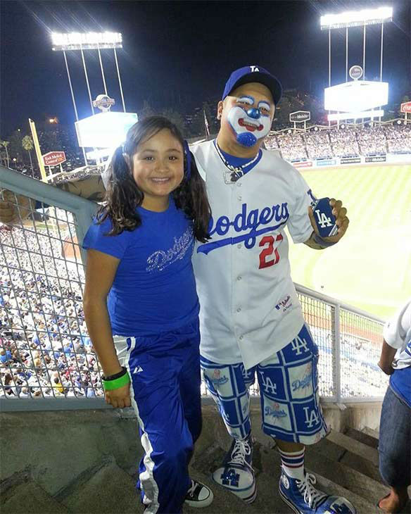 "<div class=""meta ""><span class=""caption-text "">Show us your Dodger love! Post your fan photos on our ABC7 Facebook page, and you might be featured on-air. You can also send us your photos on Twitter or Instagram with #abc7dodgers. LET'S GO DODGERS!  (KABC Photo / Diana Mancillas Gutierrez)</span></div>"