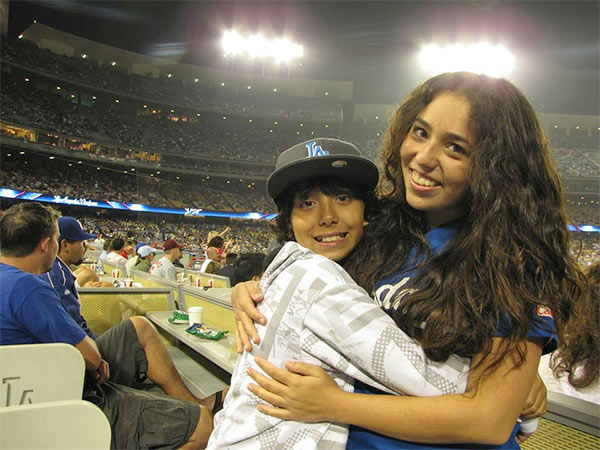Got Dodger spirit? Post your fan photos on our ABC7