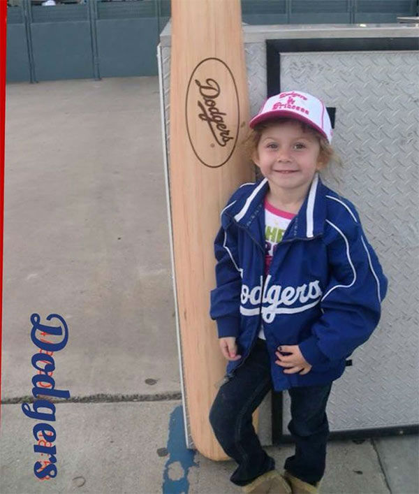 Show us your Dodger love! Post your fan photos on our ABC7 Facebook page, and you might be featured on-air. You can also send us your photos on Twitter or Instagram with #abc7dodgers. LET&#39;S GO DODGERS!  <span class=meta>(KABC Photo &#47; Martha Torres)</span>