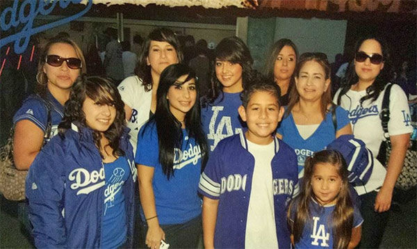 "<div class=""meta ""><span class=""caption-text "">Show us your Dodger love! Post your fan photos on our ABC7 Facebook page, and you might be featured on-air. You can also send us your photos on Twitter or Instagram with #abc7dodgers. LET'S GO DODGERS! (KABC Photo / Criselda Velsaco)</span></div>"