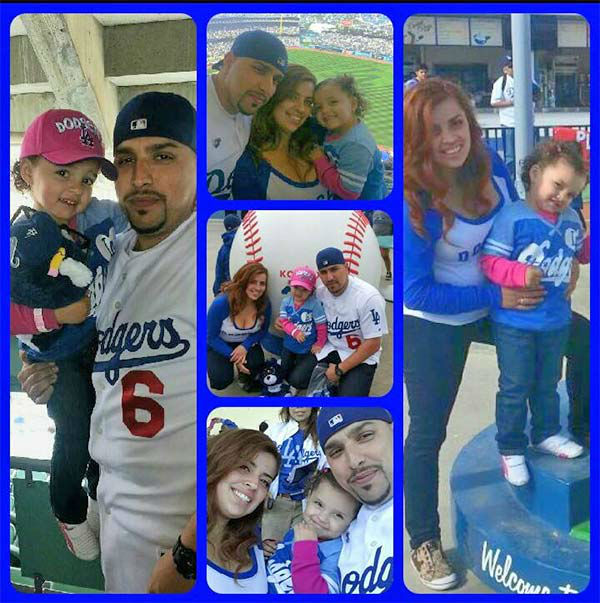 "<div class=""meta ""><span class=""caption-text "">Show us your Dodger love! Post your fan photos on our ABC7 Facebook page, and you might be featured on-air. You can also send us your photos on Twitter or Instagram with #abc7dodgers. LET'S GO DODGERS! (KABC Photo / Jackie JacquiLu)</span></div>"