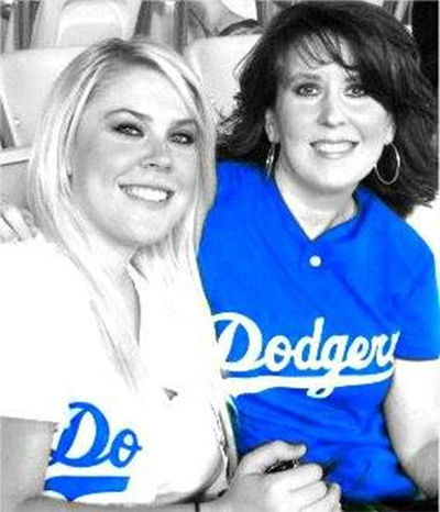 Show us your Dodger love! Post your fan photos on our ABC7 Facebook page, and you might be featured on-air. You can also send us your photos on Twitter or Instagram with #abc7dodgers. LET&#39;S GO DODGERS! <span class=meta>(KABC Photo &#47; Lisa Luthern)</span>