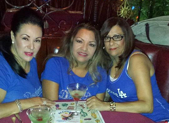 "<div class=""meta ""><span class=""caption-text "">Show us your Dodger love! Post your fan photos on our ABC7 Facebook page, and you might be featured on-air. You can also send us your photos on Twitter or Instagram with #abc7dodgers. LET'S GO DODGERS! (KABC Photo / Lupe Salazar)</span></div>"